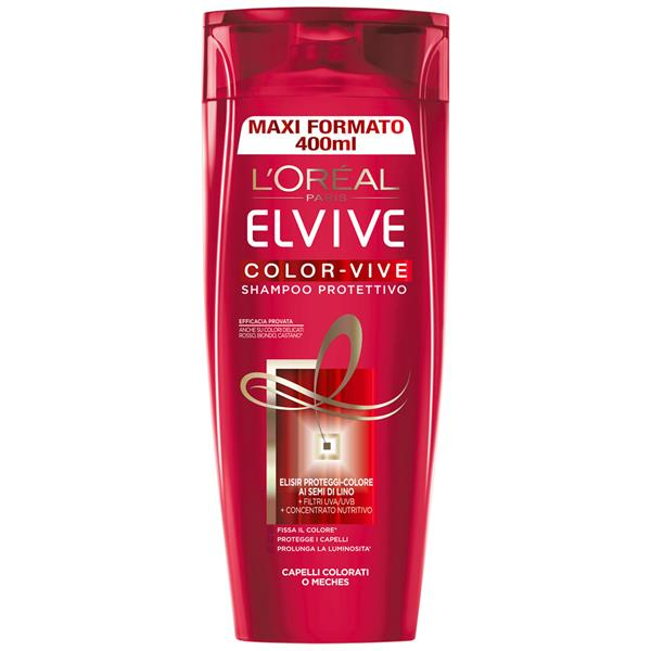 ELVIVE COLOR VIVE SHAMPOO 400ML