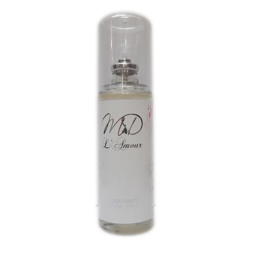 M&D L'AMOUR DEO 120ML
