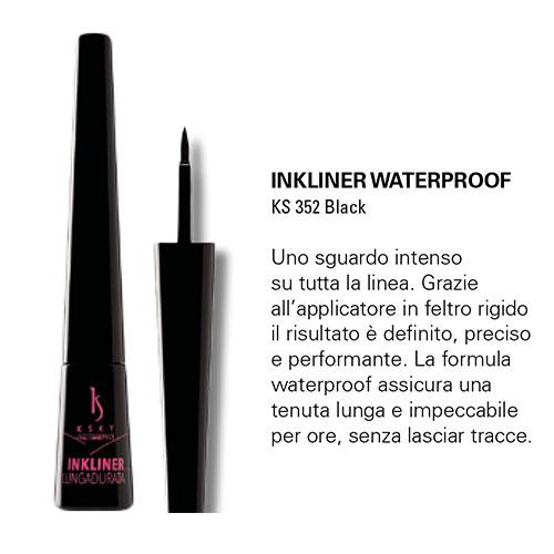 KSKY INKLINER WATERPROOF NERO 4ML