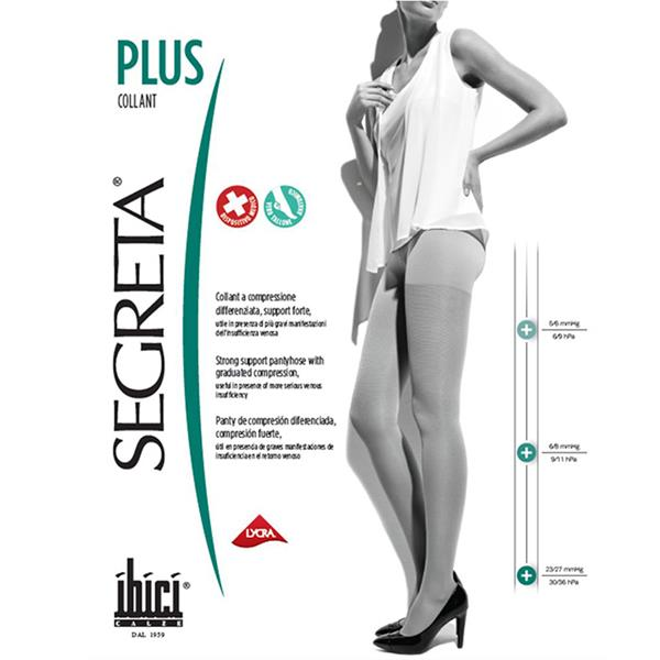 IBICI SEGRETA PLUS COLLANT NATURE TG.4
