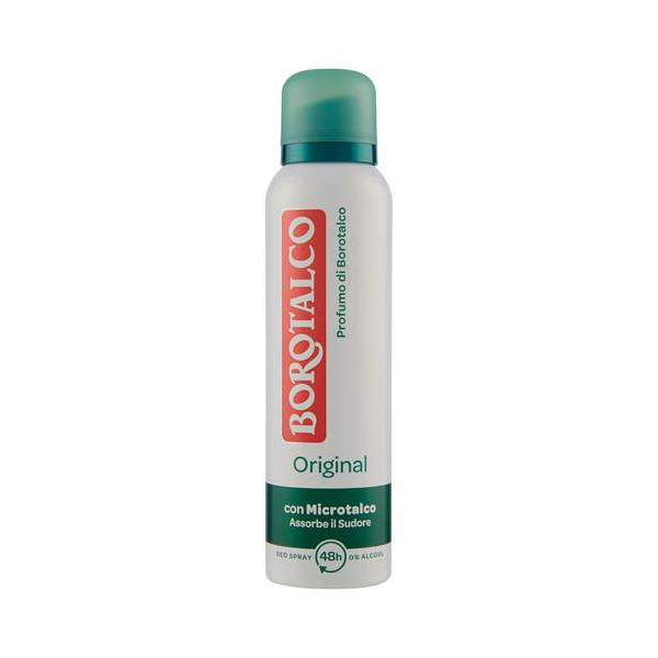 ROBERTS BOROTALCO DEO SPRAY ORIGINAL 150ML