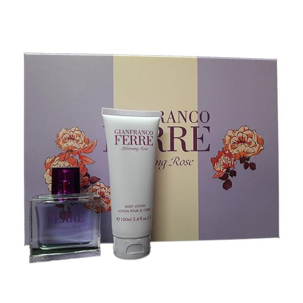 FERRE' BLOOMING ROSE EDT 50ML VAPO + BODY LOTION 100ML