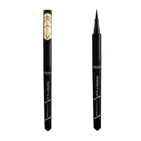 L'OREAL SUPERLINER PERFECT SLIM 01 intense black