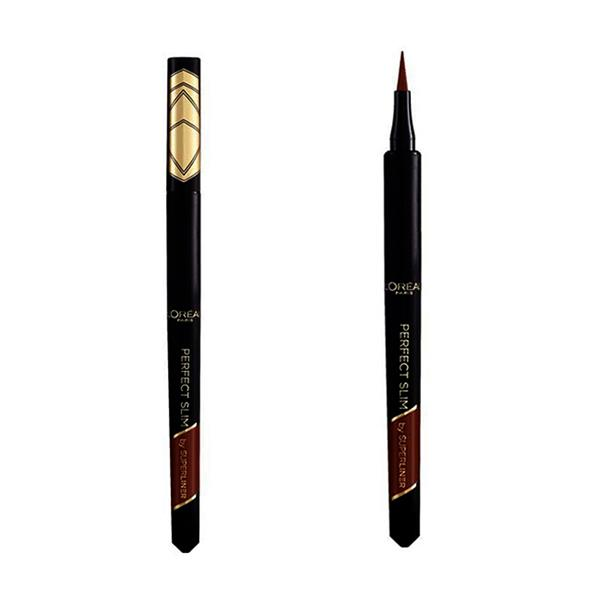 L'OREAL SUPERLINER PERFECT SLIM 03 brown